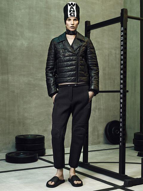 <p>Alexander Wang x H&M</p>