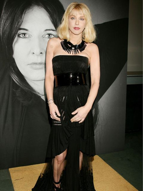<p>Courtney Love </p>