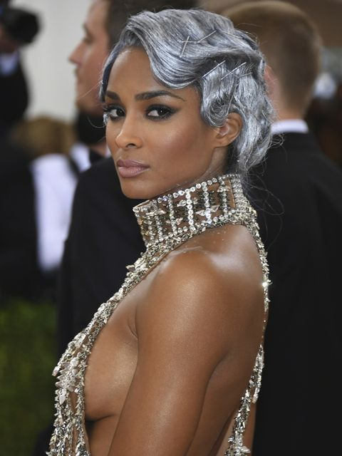 Grey Hair: 