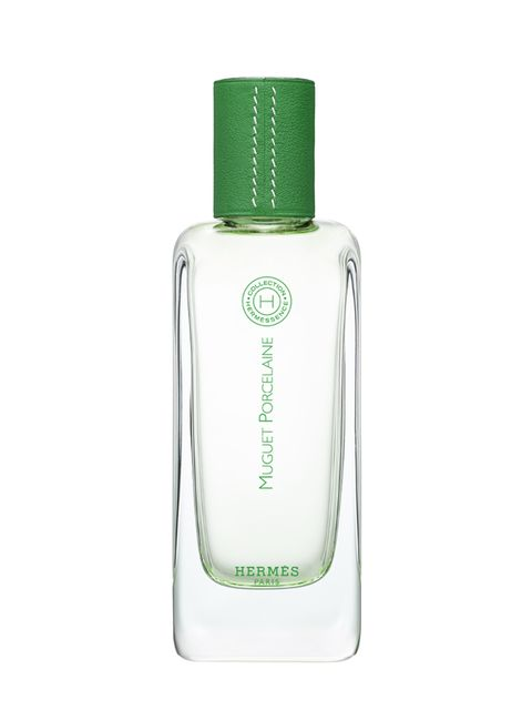 "<p><a href=""http://uk.hermes.com/perfumes/hermessence/muguet-porcelaine/muguet-porcelaine/muguet-porcelaine-eau-de-toilette-3-3-fl-oz-99527.html"" target=""_blank"">Muguet Porcelaine fragrance by Hermes, £171.00 for 100ml</a></p>  <p>Inspired by the fragilit"