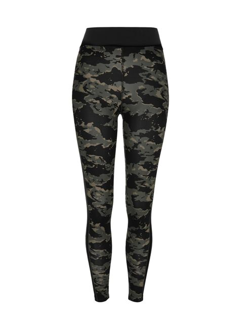 "<p><a href=""http://www.riverisland.com/women/trousers--leggings/leggings/ri-active-camouflage-sports-leggings-684697"" target=""_blank"">RI Active leggings</a>, £28</p>"