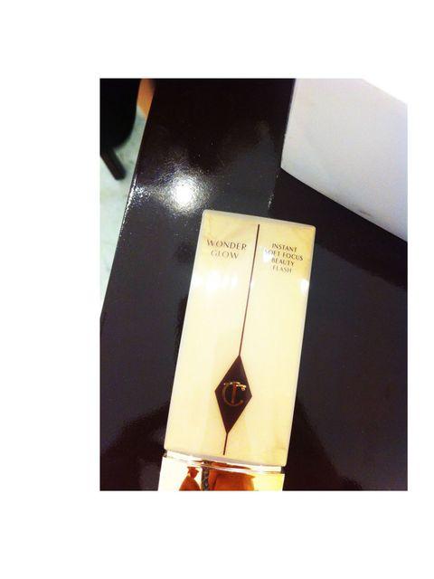 "<p><a href=""http://www.selfridges.com/en/Beauty/Brand-rooms/Brands/CHARLOTTE-TILBURY/Shop-by-Product/Wonderglow-skin-illuminator_455-3003231-SPRMX40XXR10/"">Wonder Glow Instant Soft-Focus Beauty Flash, £38.50</a></p>"