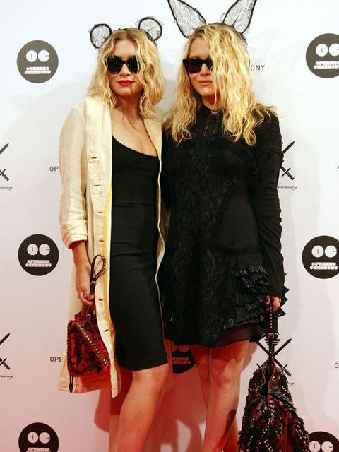 <p>Ashley & Mary-Kate Olsen </p>
