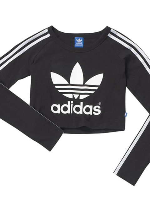 "<p>Cotton top, £30, <a href=""http://www.adidas.co.uk/women"" target=""_blank"">Adidas</a>   </p>"