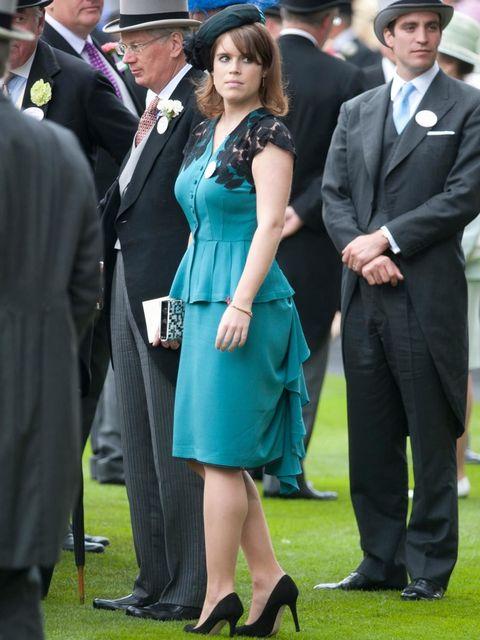 <p>Princess Eugenie at the Royal Ascot 2012</p>