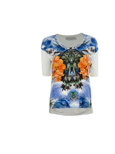 "<p>Stella McCartney tropical print T-shirt, £419, at Farfetch</p><p><a href=""http://shopping.elleuk.com/browse?fts=stella+mccartney+tropical+top"">BUY NOW</a></p>"