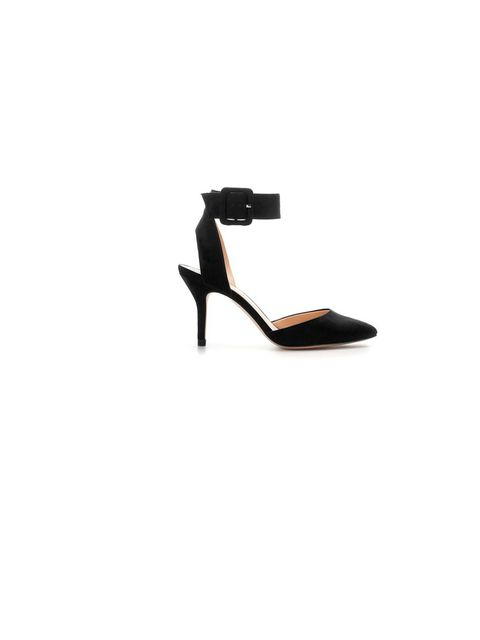 <p>Zara pointed pumps, £29.99, for stockists call 0207 534 9500</p>