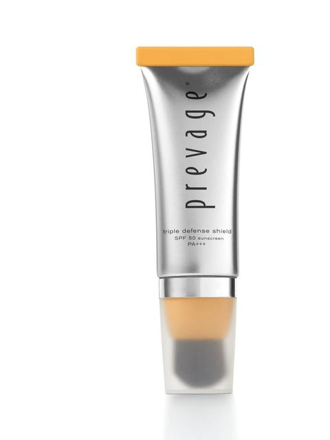 "<p>Elizabeth Arden Prevage Triple Defense SPF50+++, £55 at <a href=""http://www.johnlewis.com/231530267/Product.aspx?s_pccid=pc_gs_500_120000"">John Lewis</a></p>"
