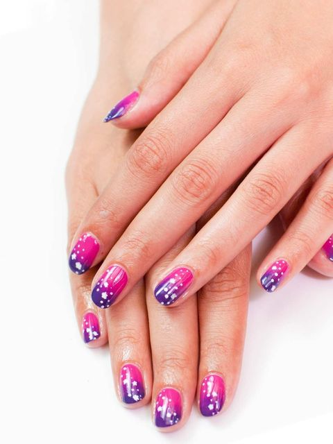 <p>Festival season is upon us and Revlon's UK Nail Ambassador Jenny Longworth, who tends the talons of stars like Jessie J and Rihanna, has created this Starry Night nail design especially. She reveals how to get the look...</p><p><em>You will need:</em><