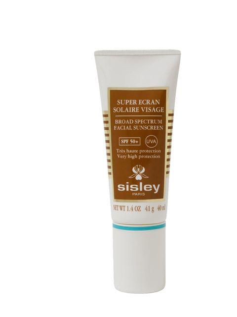 <p>Sisley Ecran Solaire Visage SPF50+, £101</p>