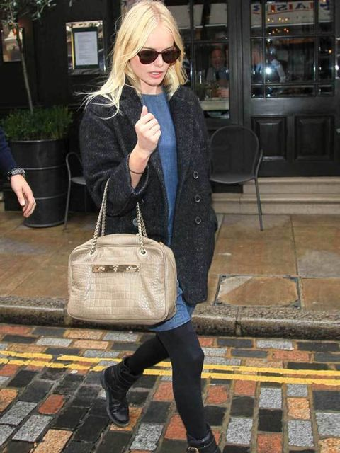 "<p><a href=""http://www.elleuk.com/starstyle/style-files/%28section%29/kate-bosworth/%28offset%29/0/%28img%29/462392"">Kate Bosworth</a> teaming her biker boots with a girly denim dress</p>"
