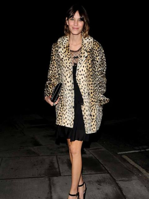 "<p><a href=""http://www.elleuk.com/starstyle/style-files/%28section%29/Alexa-Chung"">Alexa Chung</a> wearing a chic cocktail dress and <a href=""http://www.elleuk.com/catwalk/collections/charles-anastase/"">Charles Anastase</a> shoes </p>"