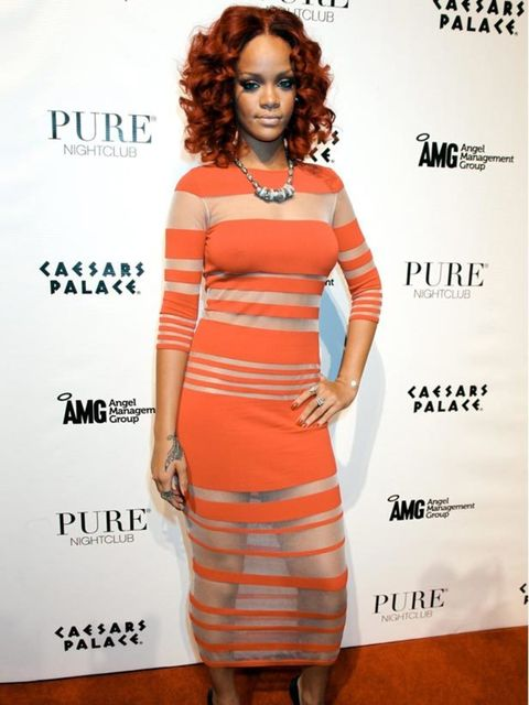"""<p><a href=""""http://www.elleuk.com/starstyle/style-files/%28section%29/Rihanna"""">Rihanna</a> wears a daring <a href=""""http://www.elleuk.com/catwalk/collections/louise-goldin/autumn-winter-2010"""">Louise Goldin</a> dress for the  New Years Eve Party at Pure Nig"""