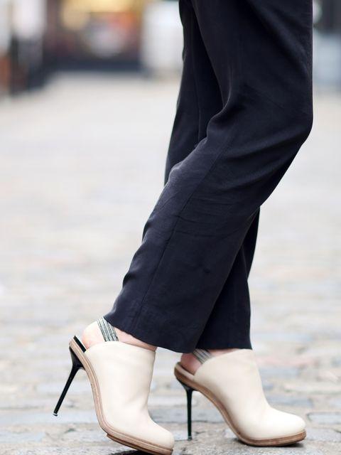 <p>Natasha Pearlman – Deputy Editor</p>  <p>Cos jumpsuit, Nicholas Kirkwood shoes.</p>