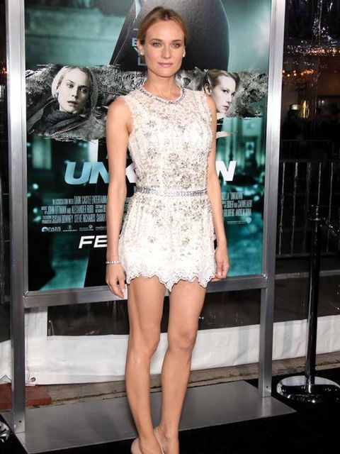 """<p><a href=""""http://www.elleuk.com/starstyle/style-files/(section)/diane-kruger"""">Diane Kruger</a> wearing a <a href=""""http://www.elleuk.com/catwalk/collections/dolce-gabbana/spring-summer-2011/review"""">Dolce &amp&#x3B; Gabbana</a> lace dress</p>"""