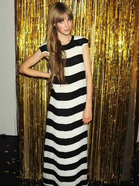 """<p><a href=""""http://www.elleuk.com/starstyle/red-carpet/%28section%29/british-fashion-awards-2010/%28offset%29/0/%28img%29/700456"""">Edie Campbell</a> wearing a limited edition <a href=""""http://www.elleuk.com/catwalk/collections/louise-gray/autumn-winter-2010"""
