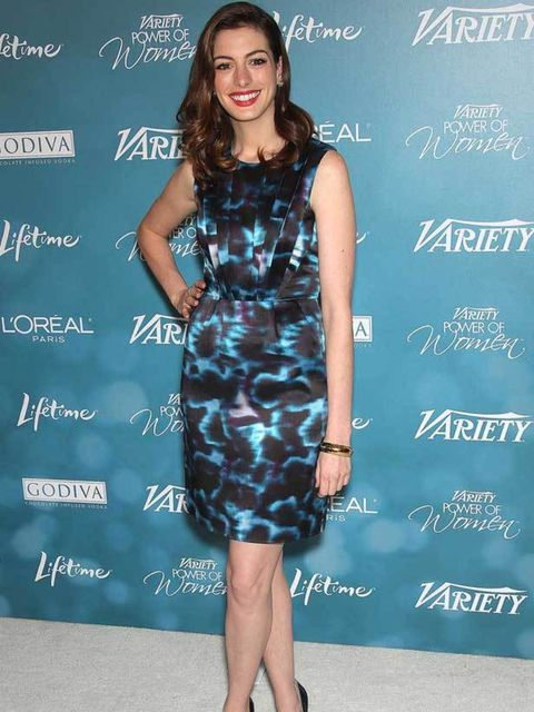 """<p><a href=""""http://www.elleuk.com/starstyle/style-files/%28section%29/anne-hathaway/%28offset%29/0/%28img%29/695009"""">Anne Hathaway</a> wearing an <a href=""""http://www.elleuk.com/catwalk/collections/erdem/"""">Erdem</a> dress</p>"""