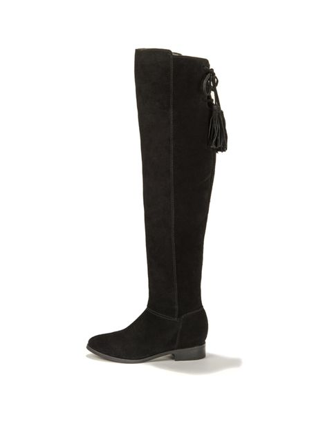 "<p><a href=""http://www.asos.com/ASOS/ASOS-KITCH-Suede-Over-The-Knee-Boots/Prod/pgeproduct.aspx?iid=5217771&cid=6455&Rf-400=53&sh=0&pge=0&pgesize=204&sort=-1&clr=Black&totalstyles=118&gridsize=4"" target=""_blank"">Asos Suede Over The Knee Boots</a></p>  <p>£"