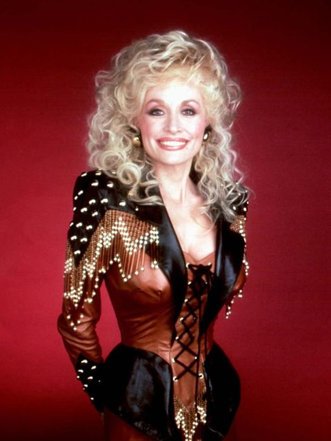 <p>'I've always loved make-up, and it's something I understand,' Parton told People of her signature make-up line. 'You can do it in good taste, but if you want to look like the town tramp like me, you can.'</p>