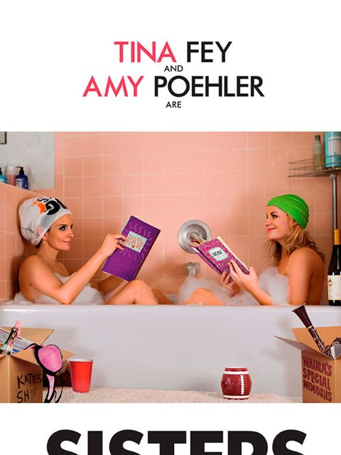 <p>FILM: Sisters</p>  <p>So apparently there's a pretty big sci-fi film coming out in a few days' time. But who needs Luke Skywalker and Han Solo when you can have Tina Fey and Amy Poehler? And who wants to watch lightsabre battles when you ca