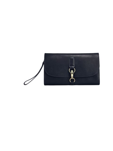 "<p>Heard about the new collaboration the fashion pack are loving? It's Radley, but not as you know it... Laura Bailey for Radley leather clutch bag, £199, at <a href=""http://www.radley.co.uk/Product/111024_Aubrey_Laura_Bailey_for_Radley.aspx"">Radley</a></"