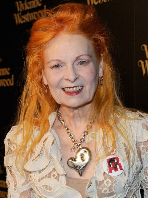 <p><strong>Vivienne Westwood </strong></p>