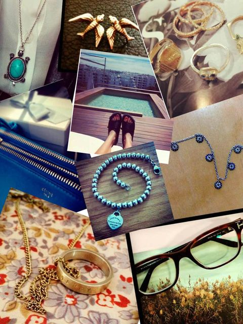 <p>Accessories matter. Whether it's a lucky necklace, an engagement ring or the bag you treated yourself to when you got <em>that</em> job. </p><p>Click through our gallery to see Team ELLE's all-time favourite accessories and discover what designers blog