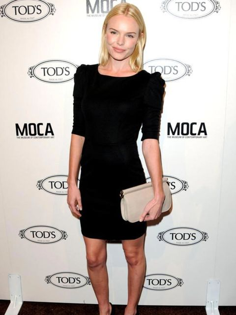 <p>Kate Bosworth at the Tod's Beverly Hills Boutique opening </p>