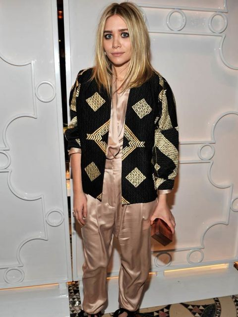 <p>Ashley Olsen </p>
