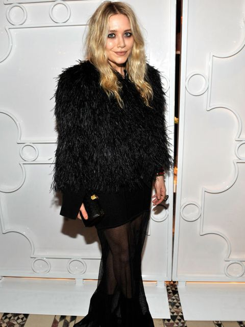 <p>Mary-Kate Olsen </p>