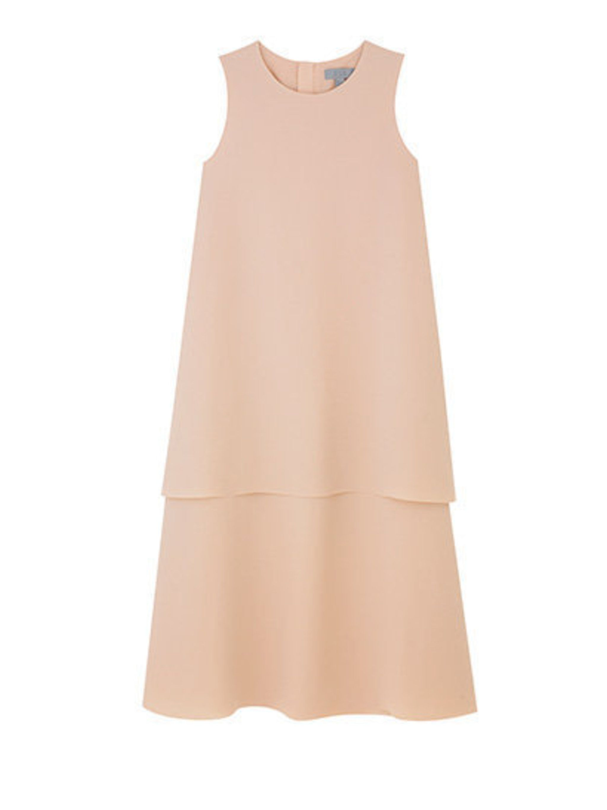 COS simple sleeveless A-line dress, £79