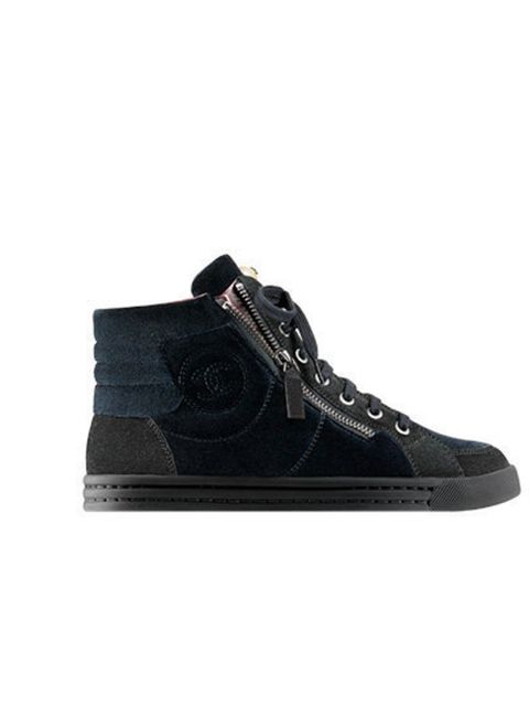 Fashion and editorial assistant Billie, wants to step up her trainer selection with these Chanel's £505.