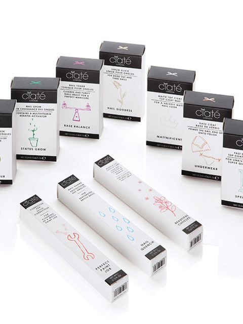"<p>From dull nails to weak nails and short nails to brittle nails, Ciate's new treatment collection has the answer to every possible nail need with over 14 products.</p>  <p>Ciate The Treatment Collection, all £12, available at <a href=""http://www.selfrid"