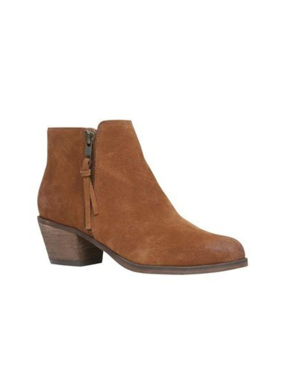 Aldo tan boots, £70