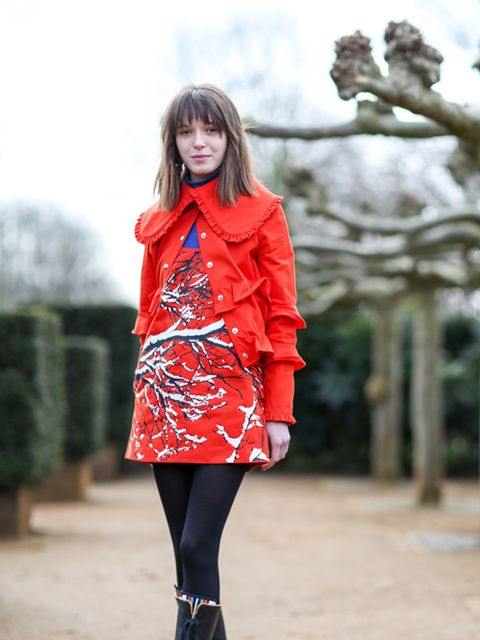 <p>Anna K</p><p>Wearing Anna K and Nike trainers.</p>