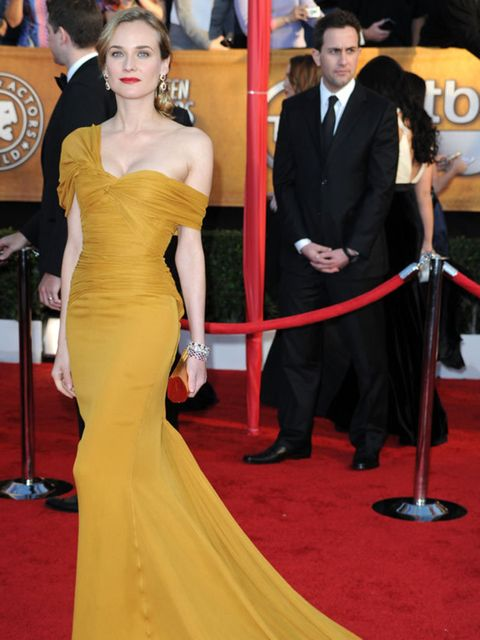 <p>Diane Kruger in Jason Wu</p>