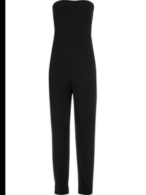 "<p>Jumpsuit, £1,045.00 by Alexander McQueen at <a href=""http://www.net-a-porter.com/product/34495"">Net-a-Porter</a></p>"