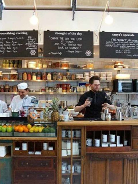 "<p><a href=""http://www.tanyascafe.com/"" target=""_blank"">Tanya's Café</a></p>  <p>What? Raw and vegan restaurant founded by blogger of betterraw.com, Tanya, serving up cold-pressed juices.</p>  <p>Why visit? You'll be astounded by the breadth of meals that"