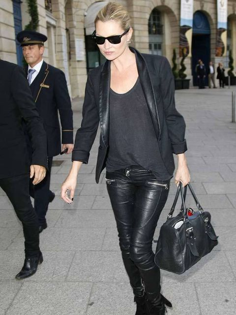 "<p><a href=""http://www.elleuk.com/starstyle/style-files/%28section%29/Kate-Moss"">Kate Moss</a> wearing Isabel Marant trousers..</p>"