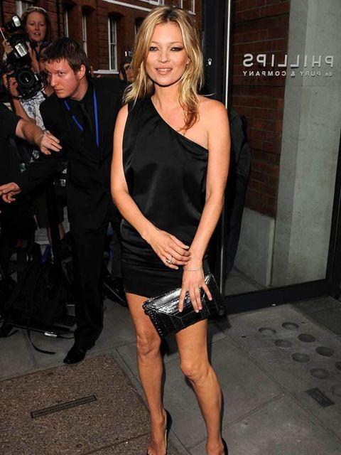 <p>Kate Moss wearing Stella McCartney</p>
