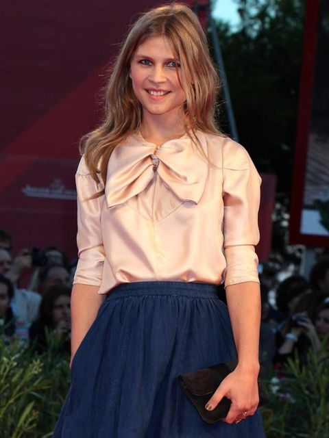 "<p><a href=""http://www.elleuk.com/starstyle/style-files/%28section%29/clemence-poesy"">Clemence Poesy</a> at the <a href=""http://www.elleuk.com/starstyle/red-carpet/%28section%29/venice-film-festival-2010"">Venice Film Festival</a></p>"
