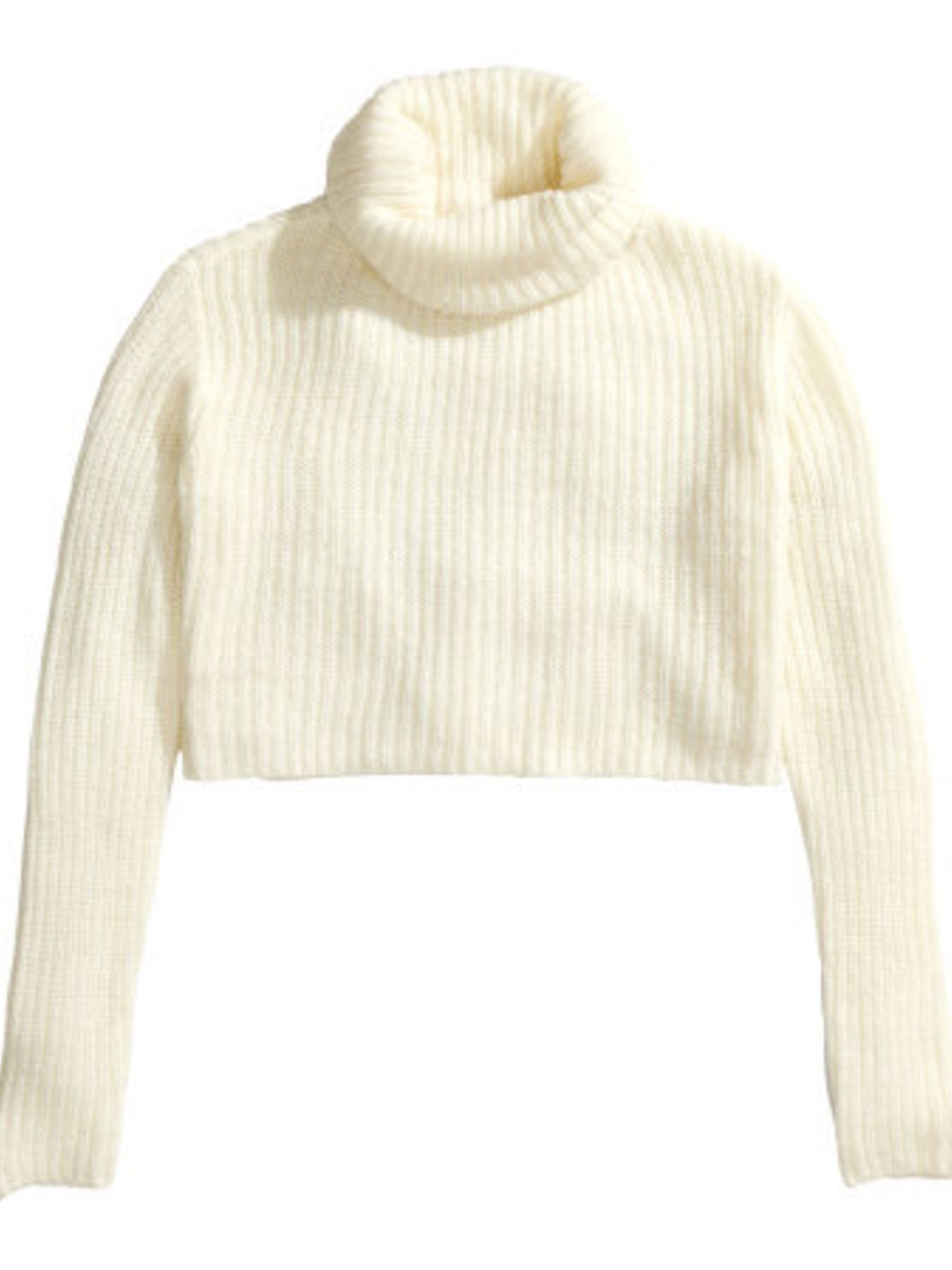 """<p>Polo-neck jumper from <a href=""""http://www.hm.com/gb/product/44753?article=44753-A&fromSearch=polo&cm_vc=SEARCH"""">H&M,</a> £14.99.</p>"""