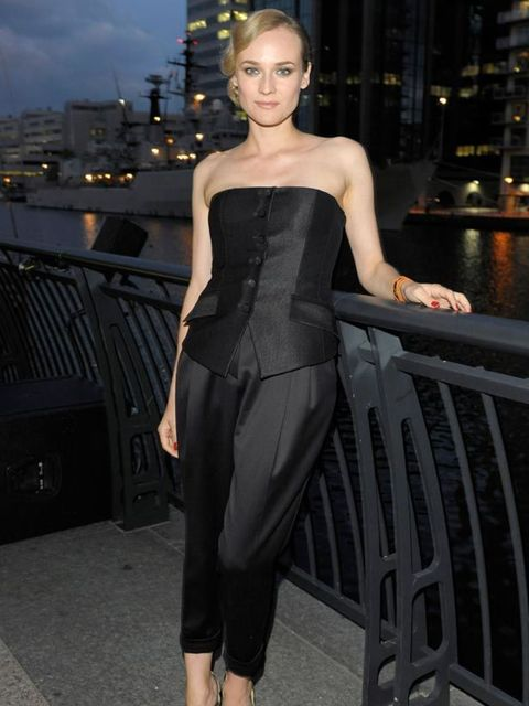 "<p><a href=""http://www.elleuk.com/starstyle/style-files/%28section%29/diane-kruger"">Diane Kruger</a> wearing <a href=""http://www.elleuk.com/catwalk/collections/alexander-wang/autumn-winter-2010"">Alexander Wang</a> courts </p>"