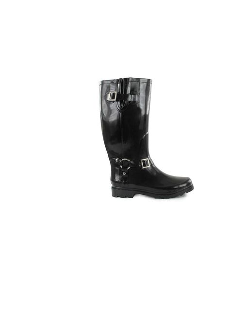 "<p>Timeless wellies, £30.95, at <a href=""http://nelly.com/uk/shoes-women/shoes/everyday-shoes/timeless-770/nelly-770096-14/"">Nelly.com</a></p>"