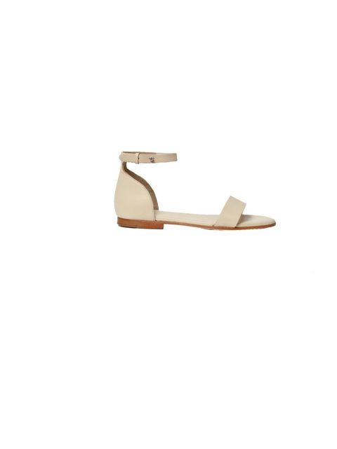 "<p><a href=""http://www.cosstores.com/Store/Women/New/Leather_sandals/365246-379769.1"">Cos</a> leather sandals, £70</p>"