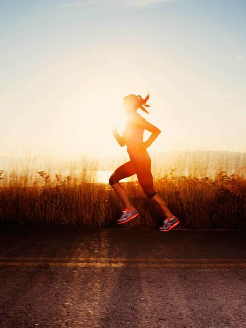 """<p>Yes, you will be a runner! <a href=""""http://www.elleuk.com/beauty/running/see-it"""">Nike Master Trainer Sonja Moses</a> shows you how…</p>"""
