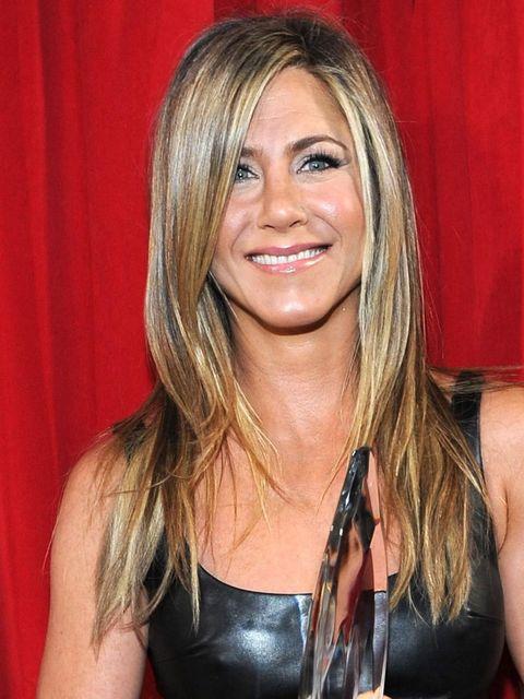 "<p><a href=""http://www.elleuk.com/star-style/celebrity-style-files/jennifer-aniston"">Jennifer Aniston</a> at the People's Choice Awards in LA.</p>"