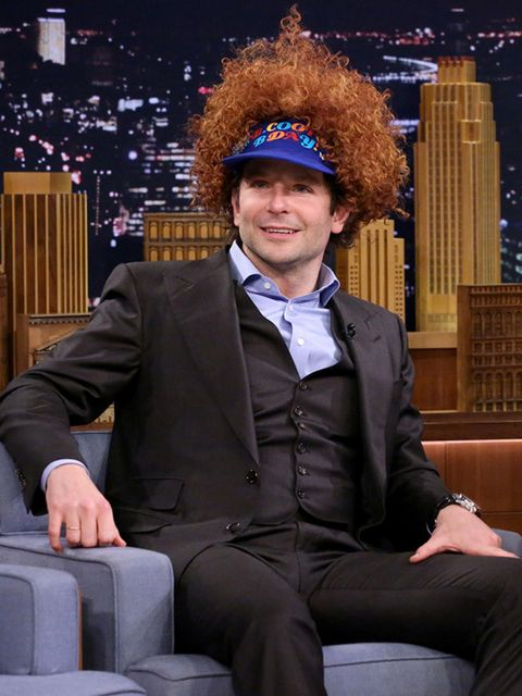 Erm...nice hat?