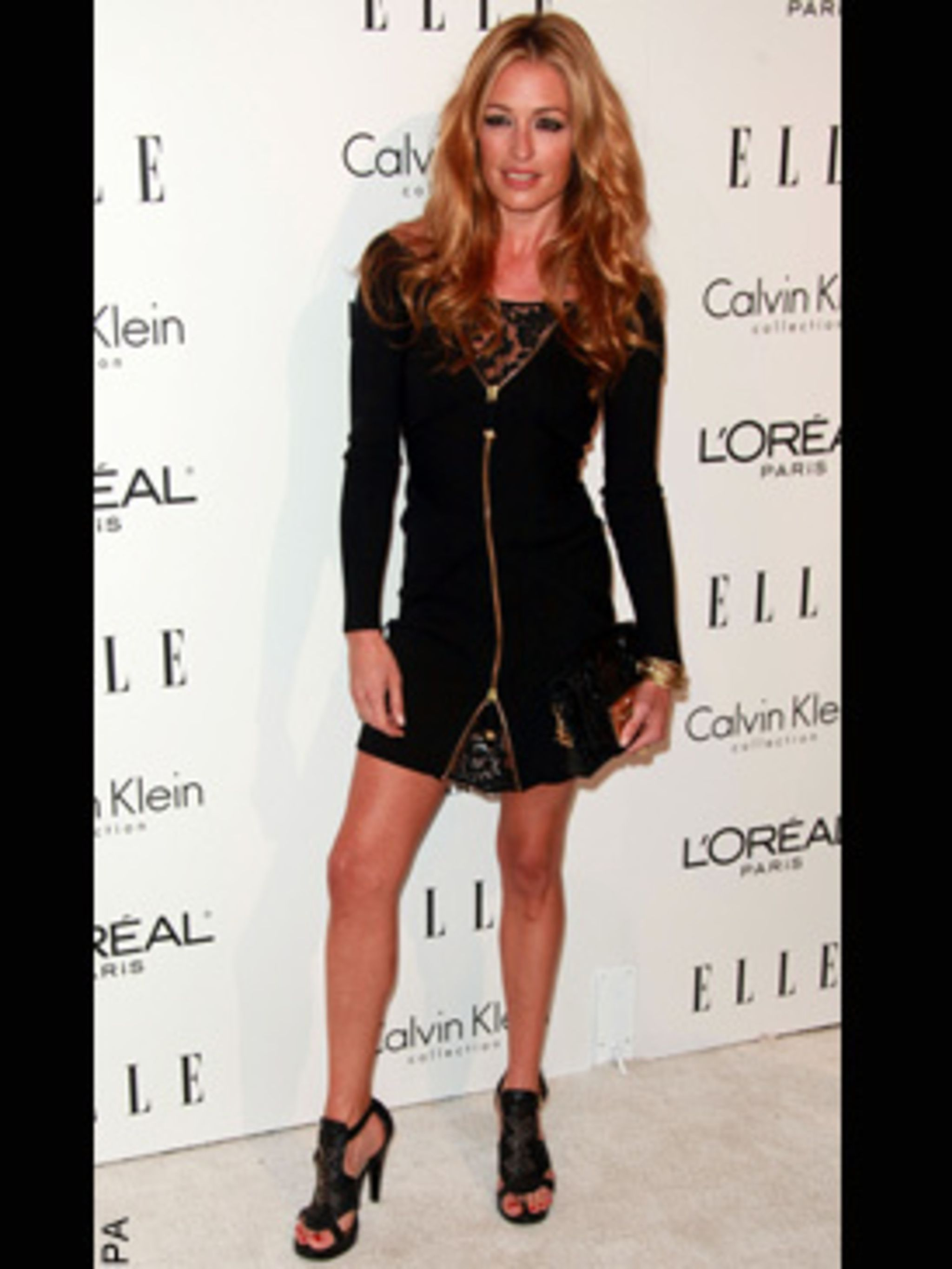 <p>Cat Deeley at the 16th Annual ELLE Women in Hollywood Event</p>