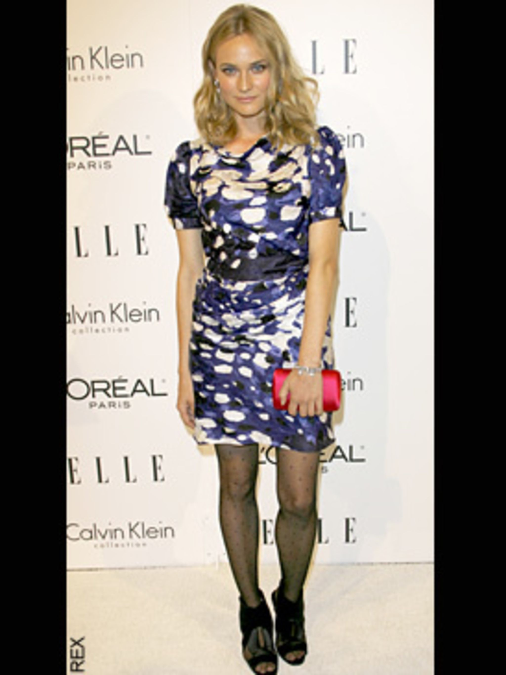 <p>Diane Kruger at the 16th Annual ELLE Women in Hollywood Event</p>